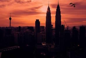Kelibat naga dilihat di Kuala Lumpur! Ada sesiapa nampak dan ambil gambar?