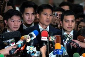Mahkamah Thailand haramkan parti pembangkang