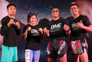 Malaysian superstars credit martial arts for becoming better individuals