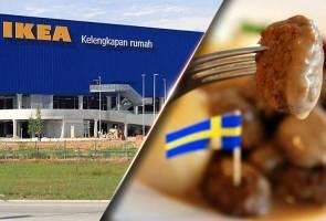 Laris! Lebih 32,000 meatball terjual pada pembukaan IKEA Batu Kawan 2