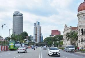 Perhimpunan Solidariti Kedamaian: Tujuh jalan ditutup