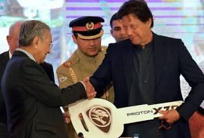 Proton buka kilang pemasangan dan pembuatan pertama di Pakistan