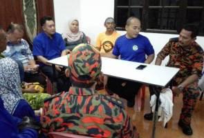 120 orang cari peserta Gopeng Ultra Trail yang hilang sejak Sabtu