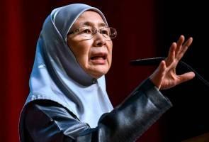 Serah kuasa PM: Wan Azizah perlu letak jawatan dahulu - ADUN Jeram