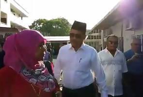 Kes cabul remaja: Shahidan Kassim hadapi perbicaraan  18, 19 Mac ini