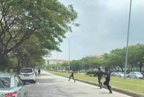 Polis buru tiga lelaki serang pelajar SMK Setia Alam