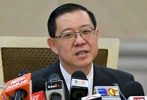 Tiada sebab halang bina Lapangan Terbang Kulim - Lim Guan Eng