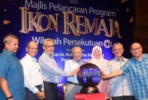 Menteri Besar Perak yang baharu? Mengarut, kata Dr Mahathir
