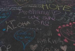 Selebriti dunia kongsi simpati tragedi Christchurch