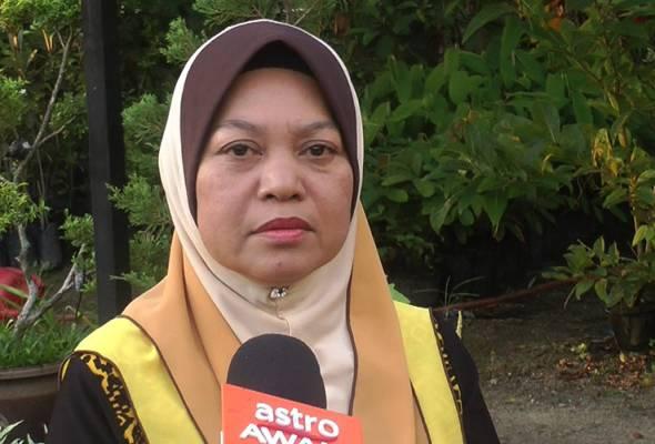 Zarina Shuib meminta orang ramai agar tidak tularkan mengenai kes kehilangan anak saudaranya Mohd Haziq Mohd Tarmizi.