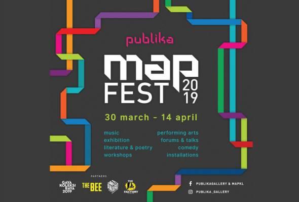 Festival Kreatif Bazar MAP 2019 kini kembali!