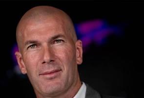 Kerana cinta, Zidane kembali kemudi Real Madrid