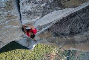 'Free Solo' filem gila kisah pendaki berani mati