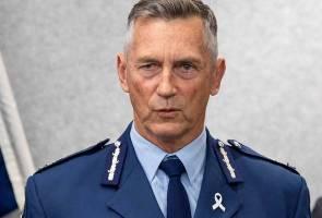 Polis ambil 36 minit untuk tahan suspek pengganas