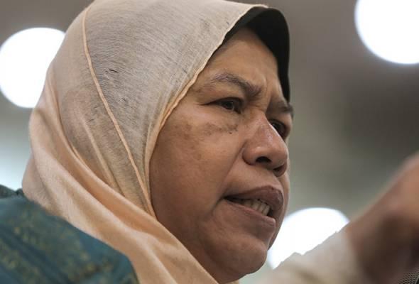Bekas SUA Zuraida Kamaruddin  mahu kapasiti untuk bercakap sebagai rakyat dan menegur kerajaan yang sedia ada.