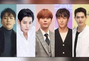 Skandal seks K-Pop: 5 syarikat hiburan utama hilang RM2.1 bilion