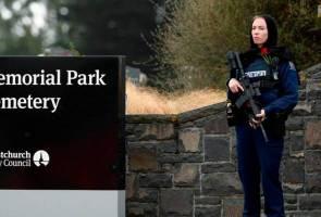 Wanita NZ berhijab hari ini, sokongan kepada mangsa Christchurch