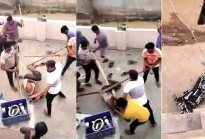 Keluarga Islam dipukul dalam serangan berunsur perkauman