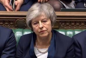 Theresa May bakal letak jawatan?