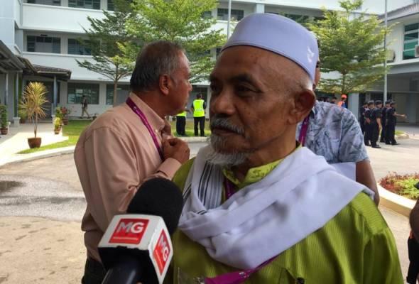 Calon bebas, Mohd Nor Yassin sebenarnya anggota Amanah