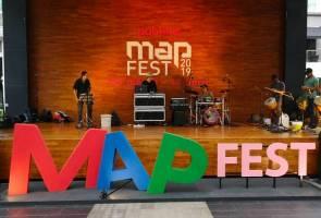 Publika sekali lagi meraikan seni menerusi MAP Fest 2019