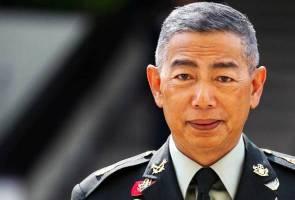 Tentera akan kekal berkecuali - Panglima Angkatan Tentera Thailand