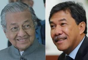 """""""Apa salahnya jumpa Tun Mahathir?"""" - Tok Mat"""