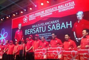 Bersatu kini sah bertapak di Sabah