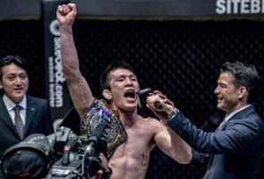 Shinya Aoki to defend ONE lightweight title in Singapore next month