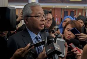 Ismail Sabri desak AG letak jawatan