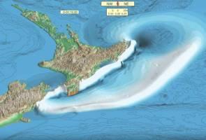 Tsunami mega bakal landa New Zealand, bencana lebih dahsyat daripada di Jepun
