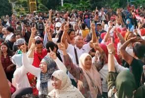 Pemilu 2019: 1.5 juta rakyat Indonesia di Malaysia buang undi