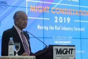 Sistem cukai negara mungkin akan diubah - Tun Mahathir