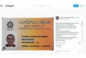 Shamsul Ghau Ghau syukur diberi tauliah mengajar al-Quran di Selangor