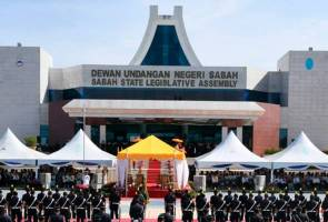 DUN Sabah lulus usul sokong pindaan Perkara 1(2) Perlembagaan Persekutuan