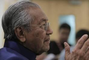 Deposit dalam TH akan diuruskan dengan lebih baik - Dr Mahathir