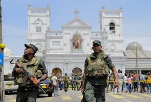 Tragedi Sri Lanka: Kerajaan akui terima amaran dari pihak perisikan