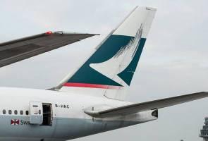 Kru Cathay Pacific suka mencuri, ais krim Haagen-Dasz paling paling digemari