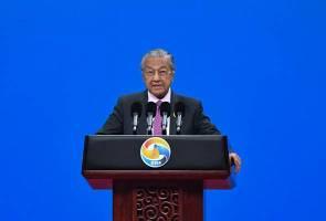Usaha tangani masalah pencemaran laut tanggungjawab bersama - Dr Mahathir