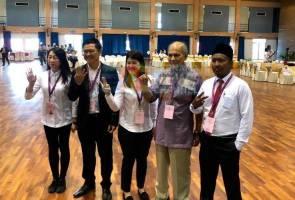 PRK Sandakan: Calon Bebas tak serik bertanding buat kali ke-7