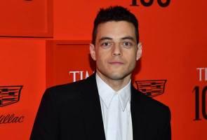 Rami Malek tidak mahu bawa watak pengganas 'beragama' dalam filem James Bond