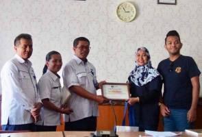 Pelajar FKPM UiTM Rembau selami budaya Bali