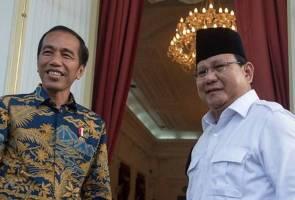 Jokowi sah presiden Indonesia, mahkamah tolak petisyen Prabowo