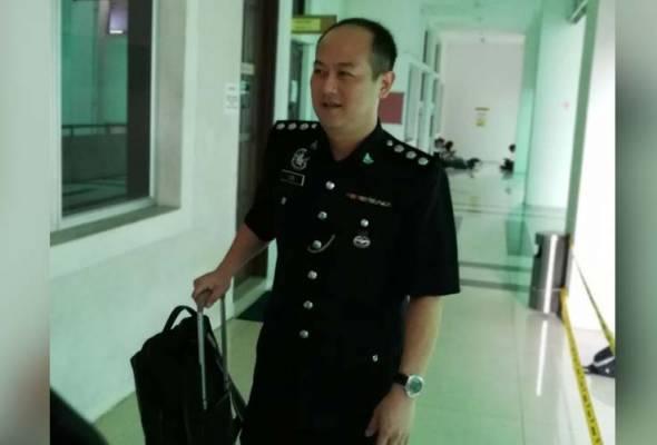 Inkues Adib: Adib tidak menjawab soalan polis - Saksi