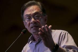 'Kalau dilantik jadi Menteri Kewangan sekarang, saya tak nak' - Anwar