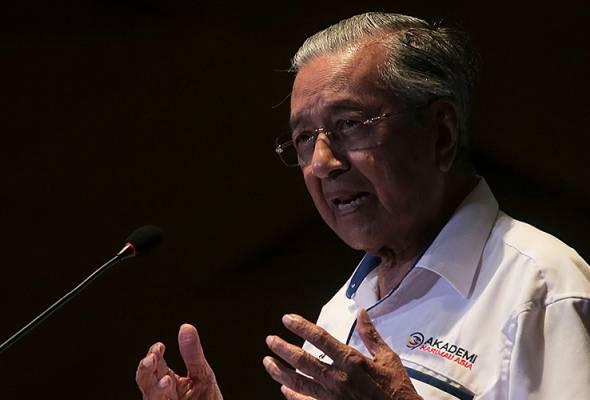 Statut Rom: Banyak sangat kekeliruan, Malaysia tarik diri - Tun Mahathir