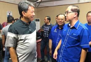 'Upah' RM50 jika pangkah BN, Tok Mat dakwa pengundi BN diperangkap