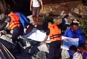 Murid tahun 4 dilapor hilang ketika mandi di Sungai Manir, ditemui lemas