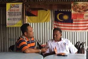 Pengundian awal PRK Rantau: Streram yakin polis dan tentera akan undinya