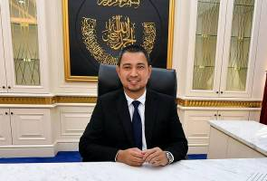 Semoga Johor terus makmur - Bekas Menteri Besar Johor